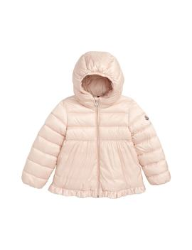 Odile Insulated Hooded Down Jacket by Moncler