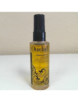 Ouidad Mongongo Oil Multi Use Curl Treatment 1.7 Oz by Quidad