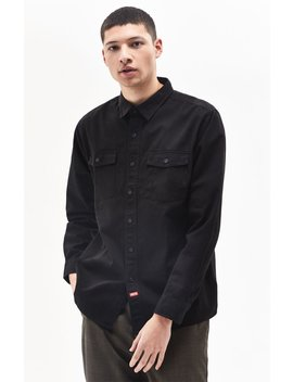 Brixton Olson Long Sleeve Button Up Work Shirt by Pacsun