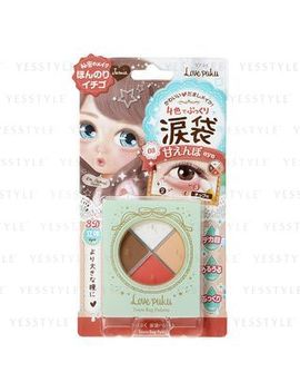 Lucky Trendy   Bw Love Puka Tears Bag Palette (Sweet Strawberry Eye) by Lucky Trendy