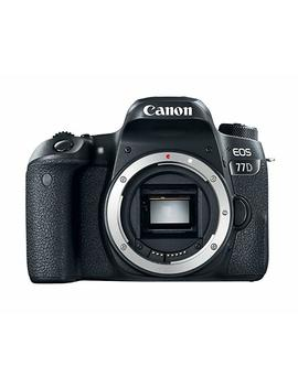 Canon Eos 77 D Body by Amazon