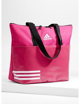 Le Sac Fourre Tout 3 Stripes Fuchsia by Adidas