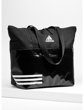 Le Sac Fourre Tout 3 Stripes Noir by Adidas