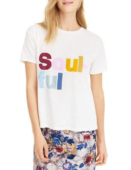 Soulful Tee by J.Crew
