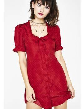 Love Disaster Babydoll Dress by Re Named