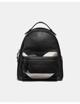 Campus Backpack With Patchwork by Coach