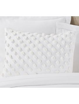 Pom Pom Sham by Pottery Barn