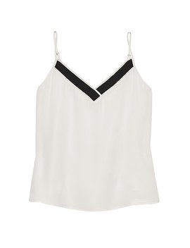 Petite Color Blocked Camisole by Banana Repbulic