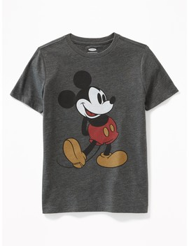 Disney© Mickey Mouse Graphic Tee For Boys by Old Navy