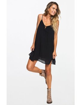 Roxy Full Bloom Strappy Dress by Pacsun
