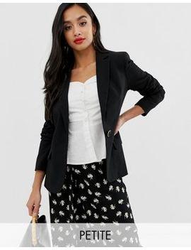 Vero Moda Petite Tailored Blazer by Vero Moda Petite