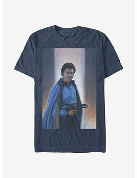 Star Wars Lando Pose T Shirt by Hot Topic