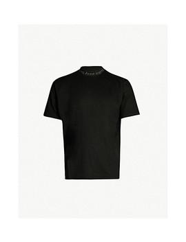 Navid Stretch Jersey T Shirt by Acne Studios