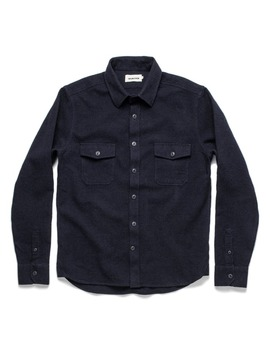 The Mechanic Utility Shirt by Huckberry