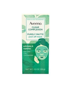 Aveeno Clear Complexion Pure Matte Peel Off Face Mask   2.0oz by Aveeno