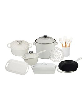 Le Creuset 16 Piece Cook's Essentials Set White by Le Creuset