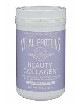 Vital Proteins Beauty Collagen (Lavender Lemon, Canister) by Vital Proteins