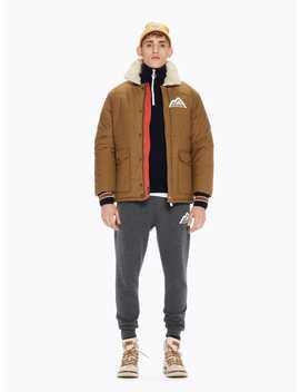 Teddy Collar Jacket by Scotch&Soda