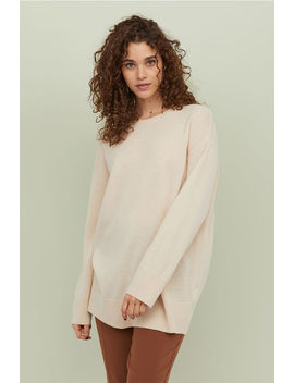 Pullover Oversize In Cashmere by H&M
