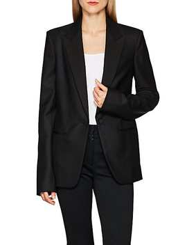Mathis Virgin Wool Blend Blazer by The Row