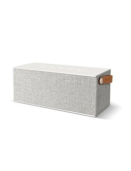 Fresh N Rebel Rockbox Brick Altoparlante Bluetooth, Grigio Chiaro Cloud, Xl by Fresh ´N Rebel