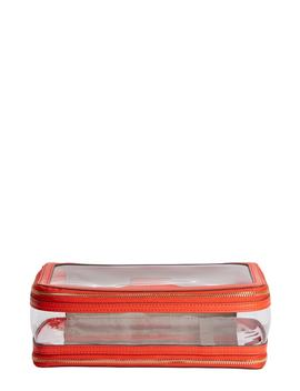 Inflight Clear Cosmetics Case by Anya Hindmarch