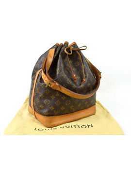 Auth [Good] Louis Vuitton Noe M42224 Shoulder Bag Monogram W/Bag (Used) 51699 by Louis Vuitton