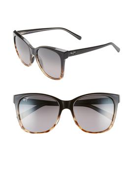 Alekona 55mm Sunglasses by Maui Jim