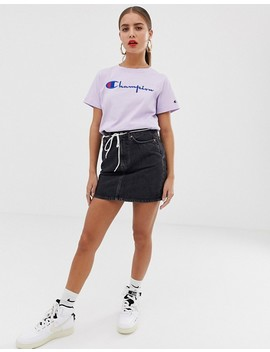 Champion Relaxed T Shirt With Front Logo by Champion