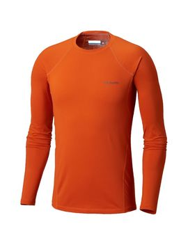 Men's Midweight Stretch Baselayer Long Sleeve Shirt by Columbia Sportswear