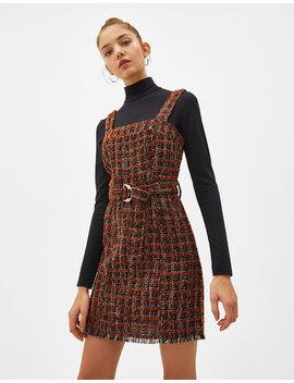 Kuşaklı Elbise by Bershka
