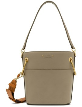 Small Roy Bucket Bag by Chloé