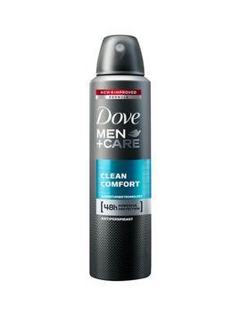Dove Men+Care Clean Comfort Anti Perspirant Deodorant Aerosol 150ml by Dove