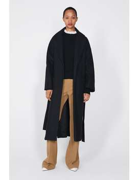 Sweater De Gola Combinada  Camisolas Malha Mulher New Collection by Zara