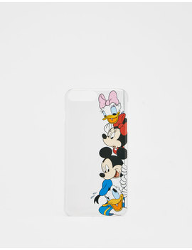 Capa Disney I Phone 6 Plus / 7 Plus / 8 Plus by Bershka