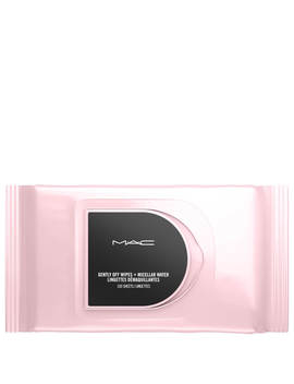 Mac Gently Off Wipes And Micellar Water by Mac