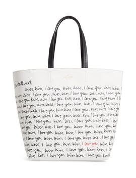 Heart It Penelope Tote by Kate Spade New York