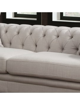 House Of Hampton Lantz Chesterfield Sofa & Reviews by House Of Hampton