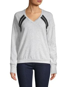 Romee Speckled Pullover by Body Language