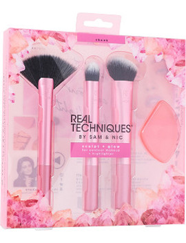 Sculpt + Glow Set by Real Techniques