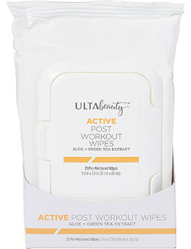 Active Post Workout Wipes by Ulta