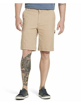 Dam Good Supply Co Performance Workwear Men's Stretch Carpenter Short (Regular Sizes) by Dam Good Supply Co