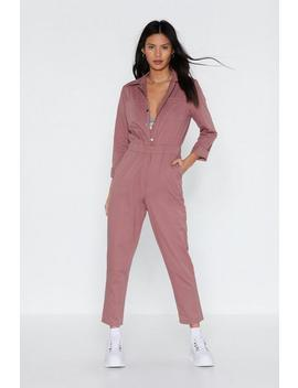 Complete Look Boilersuit by Nasty Gal