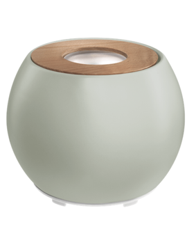 Ellia Balance Ultrasonic Aroma Diffuser In Gray by Well
