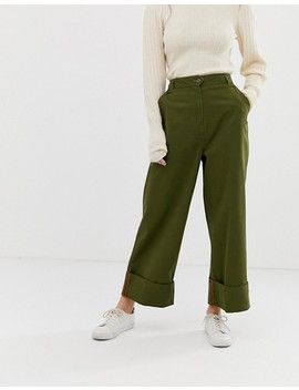 Asos Design Petite Chino With Straight Leg by Asos Design