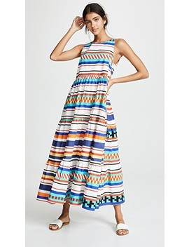 Peasant Dress by Mds Stripes