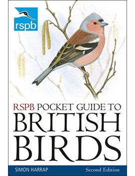 Rspb Pocket Guide To British Birds: Second Edition by Simon Harrap