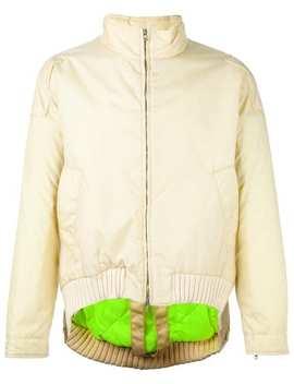 Techno Bomber Jacket by Walter Van Beirendonck Vintage