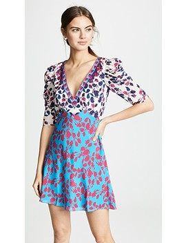 Colette Mini Dress by Saloni