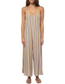 Juls Stripe Jumpsuit by O'neill